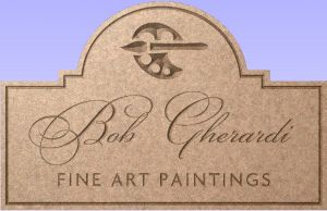 Bob Gherardi sign
