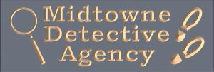 """Midtowne Detective Agency"" sign"